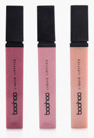 Boohoo 3 Shade Matte Lip Set