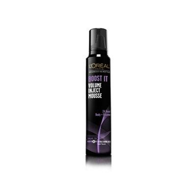 L'Oréal Paris Advanced Hairstyle BOOST IT Volume Inject Mousse