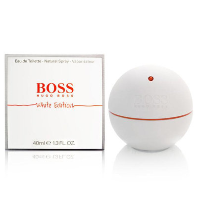 Hugo Boss In Motion White Eau de Toilette