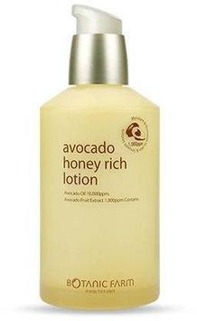 BOTANIC FARM Avocado Honey Rich Lotion