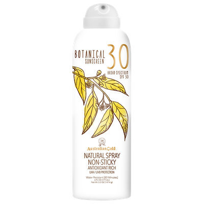 Botanical Sunscreen SPF 30 Natural Spray