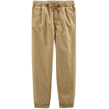 OshKosh B'gosh® Jogger Khaki Pants For Boys 4-12