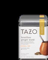 Tazo Brazilian Ginger Maté Herbal Tea