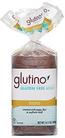 Glutino Gluten Free Seeded Bread