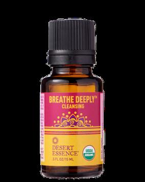 Desert Essence Breathe Deeply™ Organic Essential Oil Blend