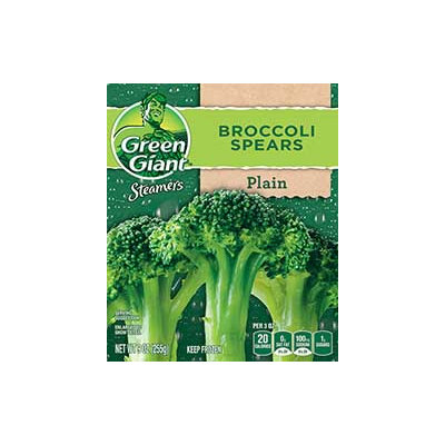 Green Giant® Steamers Broccoli Spears