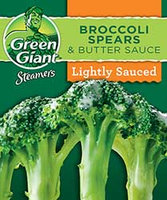 Green Giant® Steamers Broccoli Spears & Butter Sauce