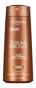 L'Oréal Paris Sublime Bronze™ Luminous Bronzer