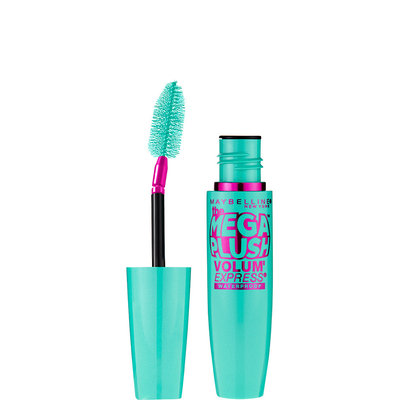 Maybelline Volum' Express® The Mega Plush® Waterproof Mascara