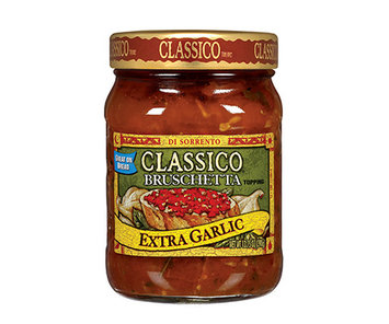 CLASSICO Extra Garlic Bruschetta