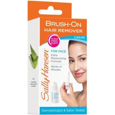 Sally Hansen® Brush On Hair Remover Cream for Face