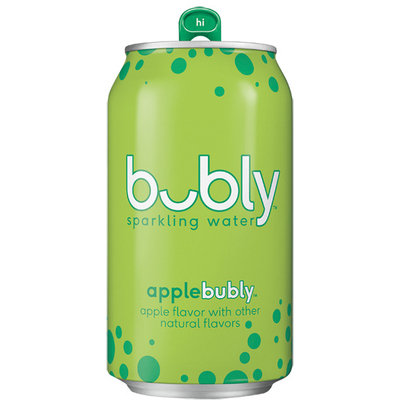 Bubly Sparkling Water Apple