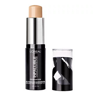 L'ORÉAL PARIS INFALLIBLE® Longwear Foundation Shaping Sticks