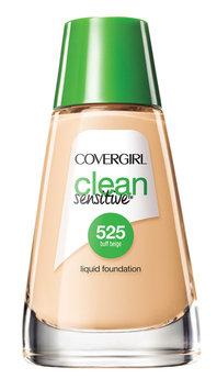 COVERGIRL Clean Sensitive Skin Liquid Foundation