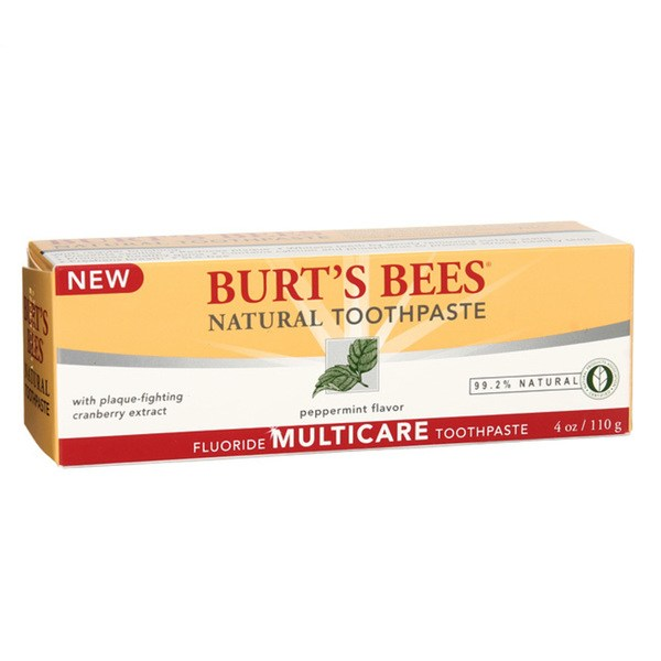 Burt's Bees Fluoride Multicare Toothpaste