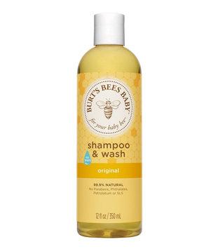 Burt's Bees Baby Bee Tear Free Shampoo & Wash