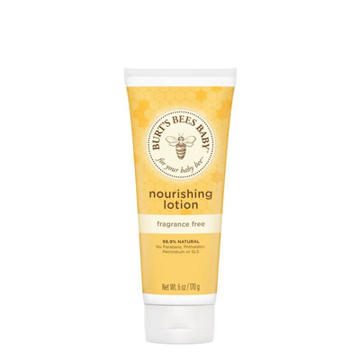 Burt's Bees Baby Nourishing Lotion Fragrance Free