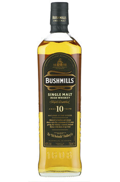 Bushmills Single Malt 10 Year Irish Whiskey