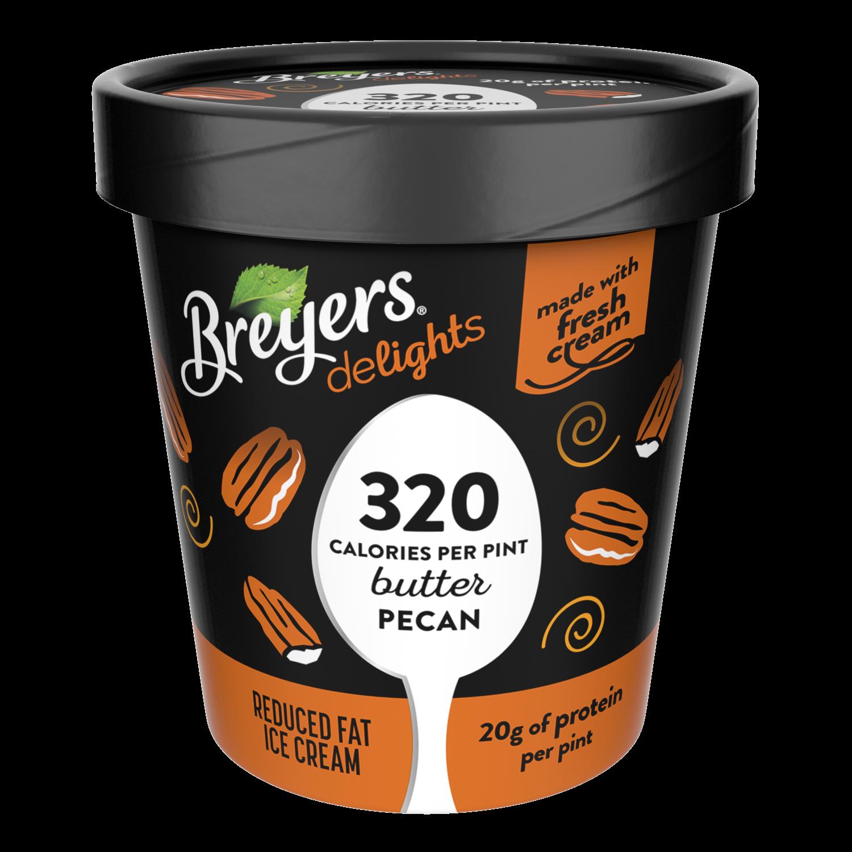 Breyers® Delights Butter Pecan