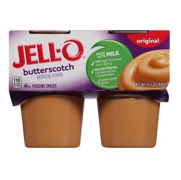 JELL-O Butterscotch Pudding Snacks