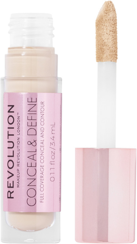 Makeup Revolution Conceal & Define Full Coverage Conceal & Contour