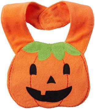 Carter's Halloween Terry Bib - Baby Neutral (Orange)