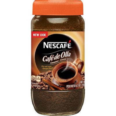 Nescafe Cafe De Olla Instant Coffee