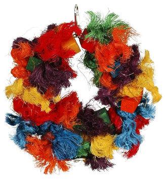 Paradise Sisal Wreath - 8 inch