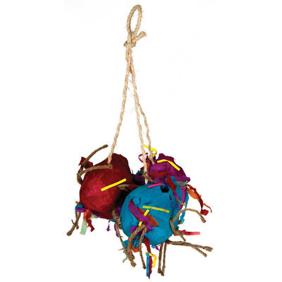 Nature's Instinct Foragewise Party Ball 4 inch Cluster - Multicolor