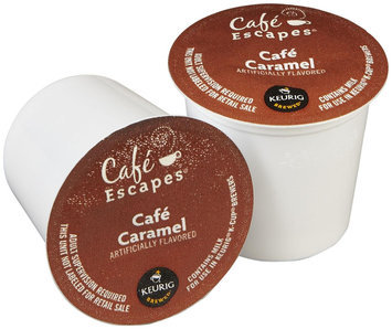 Caf Escapes Caf Caramel K-Cups