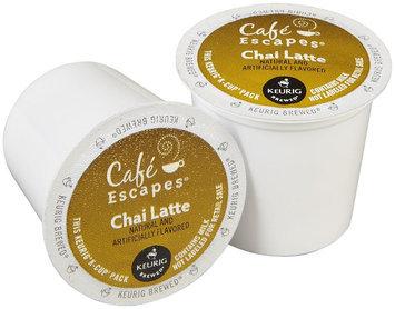 Cafe Escapes Chai Latte K-Cups, 24 ct