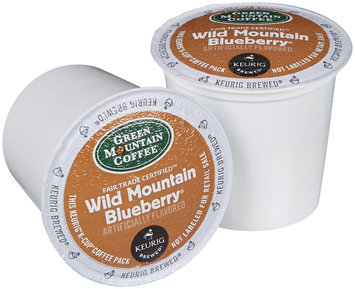Green Mountain Coffee K-Cup for Keurig, Wild Mountain Blueberry, Light Roast, 50ct