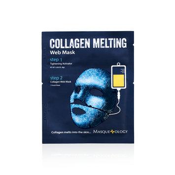 Masqueology Collagen Melting Web Mask