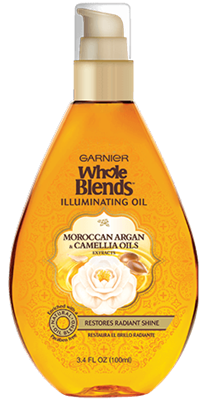 Garnier Illuminating Oil Moroccan Argan And Camellia Oils Extracts