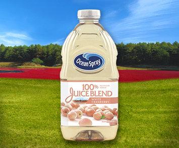 Ocean Spray White Cranberry 100% Juice Blend