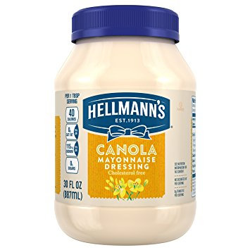 Hellmann's Canola Mayonnaise Dressing