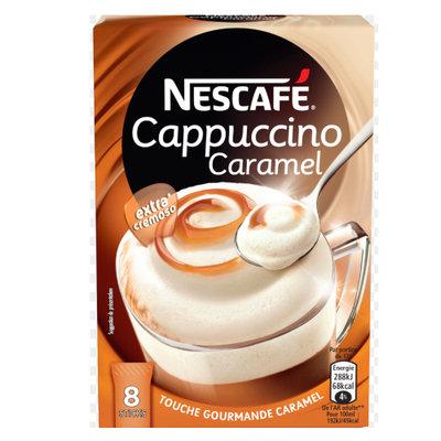 NESCAFÉ Cappuccino Caramel