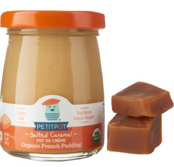 Petit Pot Salted Caramel Pot De Crème
