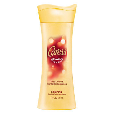 Caress® Glowing Touch® Moisturizing Shea Cream Body Wash
