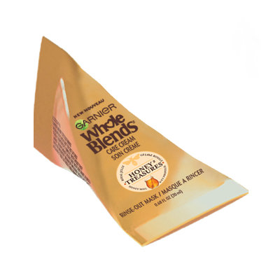 Garnier Whole Blends Care Cream Honey Treasures Hair Mask