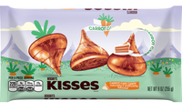 Hershey's Kisses Carrot Cake Candy