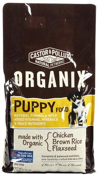 Best Friend Products Corp Castor & Pollux Organix Puppy Food