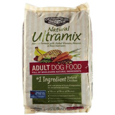 Castor & Pollux Natural Ultramix Adult Dog Food