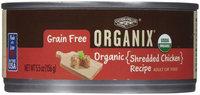 Castor & Pollux Organix Organic Shredded Chicken & Chicken Liver Recipe