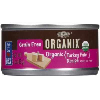 Castor & Pollux Organix Organic Turkey Pate Recipe