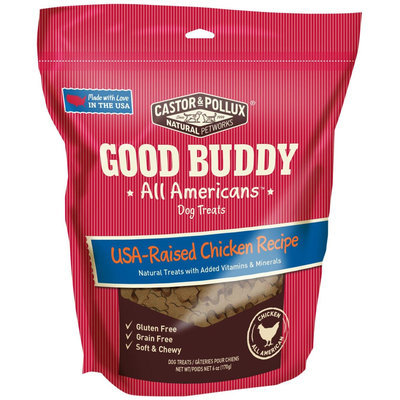Castor & Pollux Good Buddy All Americans Treats - Chicken Recipe