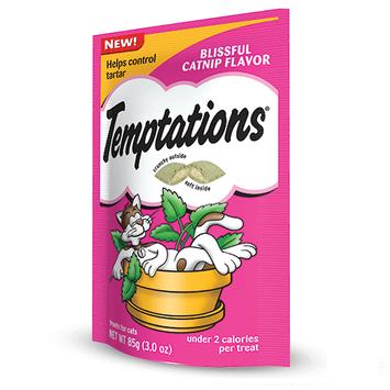 TEMPTATIONS™ Classic Treats For Cats Catnip Treats