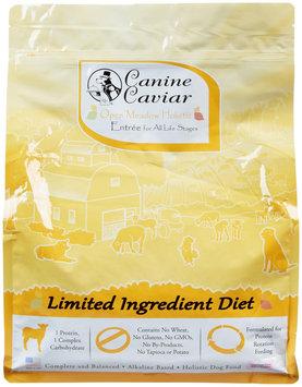 Canine Caviar Lamb & Pearl Millet