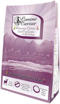 Canine Caviar Wilderness Grain Free Venison & Split Pea