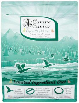 Canine Caviar Open Sky Grain Free Duck & Chick Pea